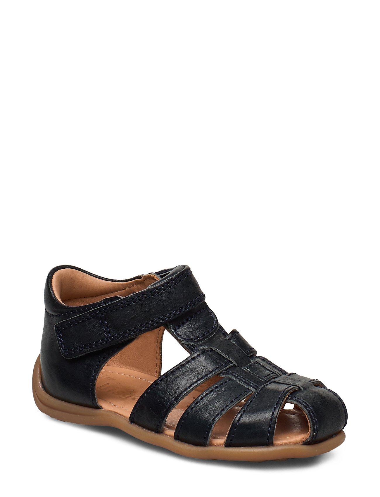 Sandals Sandaler Blå Bisgaard