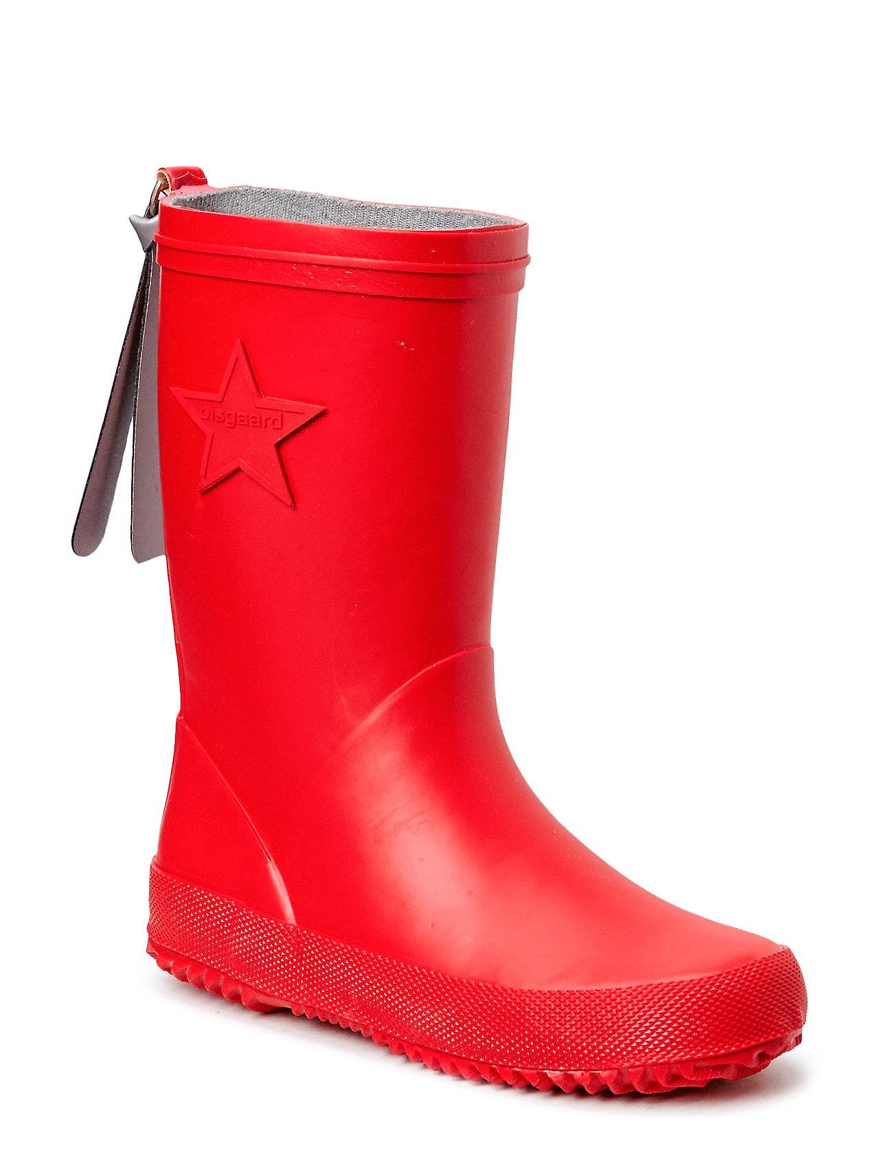 "Bisgaard - RUBBER BOOT ""STAR"" - gummistøvler - 10 red - 0"