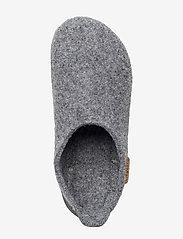 Bisgaard - bisgaard basic wool - schuhe - 70 grey - 3