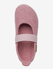 Bisgaard - bisgaard ballet wool - sko - 91 rosa - 3