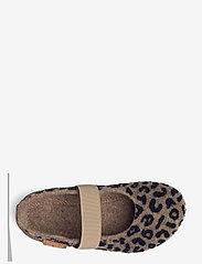 Bisgaard - bisgaard ballet wool - ballerinaer og slip-ons - brown-leopard - 3