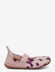 Bisgaard - bisgaard ballet wool - ballerinaer og slip-ons - rose-flowers - 1