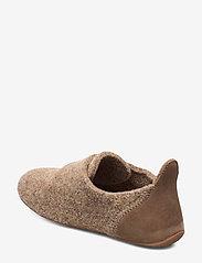 Bisgaard - bisgaard casual wool - schuhe - camel - 2