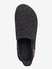 "Bisgaard - HOME SHOE - ""WOOL SAILOR"" - hausschuhe - antrachite - 3"