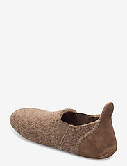 "Bisgaard - HOME SHOE - ""WOOL SAILOR"" - hausschuhe - camel - 2"