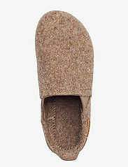 "Bisgaard - HOME SHOE - ""WOOL SAILOR"" - hausschuhe - camel - 3"