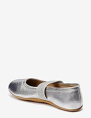 Bisgaard - SLIPPERS BALLET - sko - 01 silver - 1