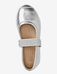 Bisgaard - SLIPPERS BALLET - sko - 01 silver - 2