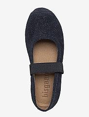 Bisgaard - SLIPPERS BALLET - sko - glitter-blue - 3