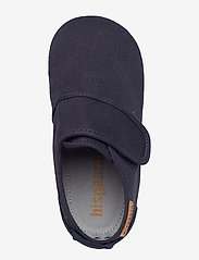 Bisgaard - Cotton Velcro - sko - navy - 3