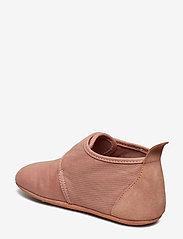 Bisgaard - Cotton Velcro - sko - nude - 2