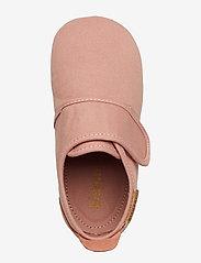 Bisgaard - Cotton Velcro - sko - nude - 3
