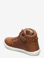 Bisgaard - bisgaard tage - høje sneakers - cognac - 2
