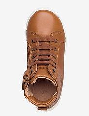 Bisgaard - bisgaard tage - høje sneakers - cognac - 3