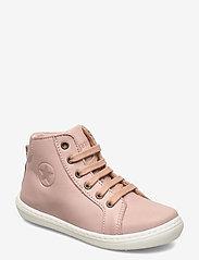 Bisgaard - bisgaard tage - høje sneakers - nude - 0