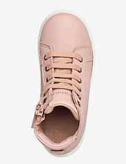 Bisgaard - bisgaard tage - høje sneakers - nude - 3