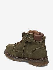 Bisgaard - Shoe with lace - stövlar & kängor - army - 2
