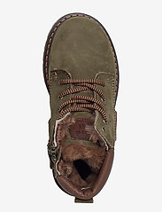 Bisgaard - Shoe with lace - stövlar & kängor - army - 3