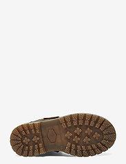 Bisgaard - Shoe with lace - stövlar & kängor - army - 4