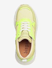 Bisgaard - bisgaard pax - lave sneakers - lemon - 3