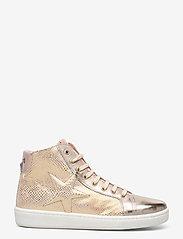 Bisgaard - bisgaard gaia - høje sneakers - creme - 1