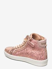 Bisgaard - bisgaard gaia - høje sneakers - rose - 2