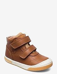 Bisgaard - bisgaard juno - høje sneakers - cognac - 0