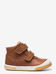 Bisgaard - bisgaard juno - høje sneakers - cognac - 1