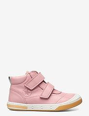 Bisgaard - bisgaard juno - høje sneakers - rose - 1