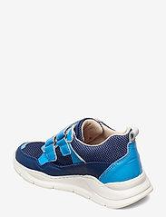 Bisgaard - bisgaard pan - lave sneakers - blue - 2