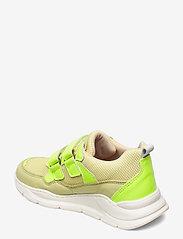 Bisgaard - bisgaard pan - lave sneakers - lemon - 2