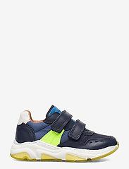 Bisgaard - bisgaard ray - lave sneakers - navy - 1