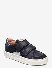 Bisgaard - bisgaard karlo - lave sneakers - navy - 0