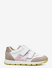 Bisgaard - bisgaard liam - lave sneakers - white/silver - 1