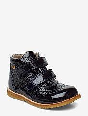 Bisgaard - TEX boot - stövlar & kängor - blue patent - 0