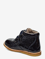 Bisgaard - TEX boot - stövlar & kängor - blue patent - 2