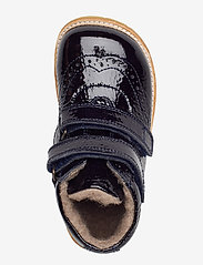 Bisgaard - TEX boot - stövlar & kängor - blue patent - 3