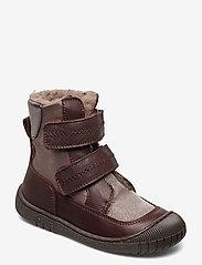 Bisgaard - bisgaard ela - vinterstøvler - brown - 0