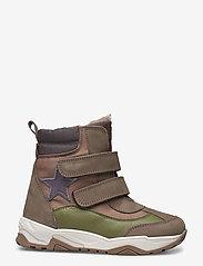Bisgaard - bisgaard dorel - sko - army - 1