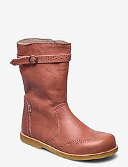 Bisgaard - bisgaard elli - vinterstøvler - nude - 0