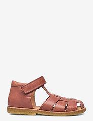 Bisgaard - bisgaard birke - sandalen met riempjes - nude - 1