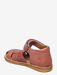 Bisgaard - bisgaard birke - sandalen met riempjes - nude - 2