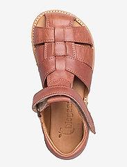 Bisgaard - bisgaard birke - sandalen met riempjes - nude - 3