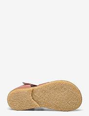 Bisgaard - bisgaard birke - sandalen met riempjes - nude - 4