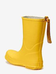"Bisgaard - RUBBER BOOT ""basic"" - gummistøvler - 80 yellow - 1"