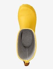 "Bisgaard - RUBBER BOOT ""basic"" - gummistøvler - 80 yellow - 2"