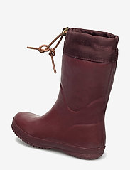 "Bisgaard - RUBBER BOOT - ""WINTER THERMO"" - sko - 169 bordeaux - 2"