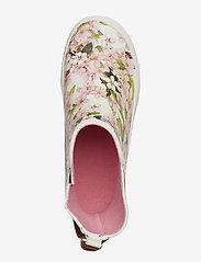 "Bisgaard - RUBBER BOOT ""BABY"" - gummistiefel - creme-flowers - 3"