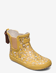 "Bisgaard - RUBBER BOOT ""BABY"" - gummistøvler - mustard - 0"
