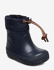 Bisgaard - bisgaard thermo baby - støvler - blue - 0